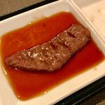 炭こう - 焼いたカルビ【料理】