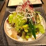 炭こう - サラダ【料理】