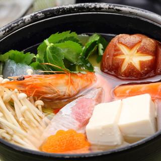 「絶品鍋料理」