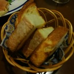 きたまち ス マガザン - セットのパン