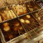 多賀屋食堂 - おでん鍋