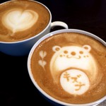 CAFE食堂.キズナ - カフェラテ(テイクアウトOK!)