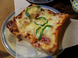 どんぐり舎 - ピザトースト