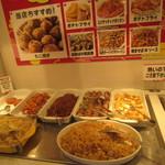 すたみな太郎 - お惣菜コーナー