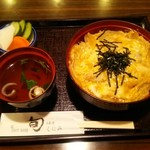 くにみ - 親子丼 (800円)