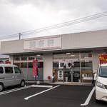 関東軒 - 唐津市和多田先石。とても広い複合店舗内に「関東軒」さん。