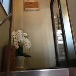 マハカラ・カレー - 階段下からの入り口