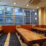 浅草厨房 - お座敷席もあるので20名~30名の宴会にぴったり。フロアを貸切できますよ