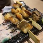 第三春美鮨 - 穴子 活〆 韓国済州島