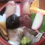 61945171 - 海鮮丼