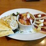イタリアン酒場 テンパール - 前菜3種盛り