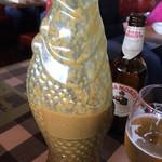 イル キャンティ ビーチェ - 大人気のオリジナルドレッシング✨ ボトルがお魚でカワイイ(*´꒳`*)