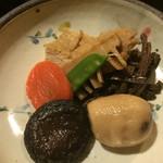 宿房 あそ - 野菜の煮物