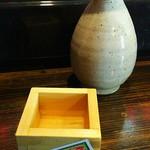 焼鳥れっとり - 大信州  純米酒  1合750円