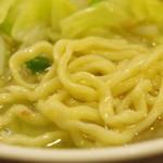 来々軒 - 麺