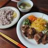 Ayafufami - 料理写真:軟骨ソーキのラフテー定食 800円