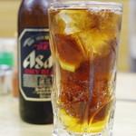 Chuuya - カクテル、黒ビール