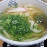 英ちゃんうどん - カツ丼定食1000円(小うどん)