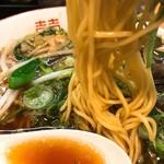麺や 京水 - 自家製麺