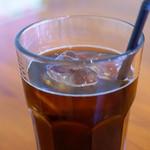 cafe Yummy Waffle - アイスコーヒー