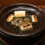 とゝや 魚新 - すっぽん丸鍋