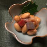 とゝや 魚新 - 五色豆