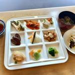 61959639 - ビュッフェ・大人(\1,250) 和惣菜盛り付け例