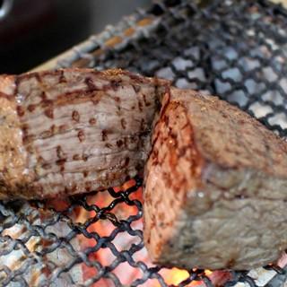 塊肉ステーキ