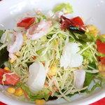 刀削麺・火鍋 XI'AN - 海鲜サラダ