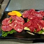 61961297 - Aランチのお肉