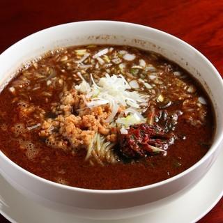黒龍担々麺(コクリュウタンタンメン)