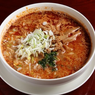 麻辣担々麺(マーラータンタンメン)