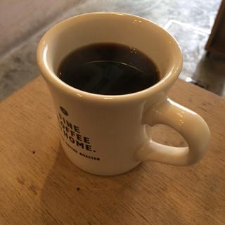 常盤珈琲焙煎所 浦和店 - 常盤ブレンドのホットコーヒー。 税込240円。 美味し。