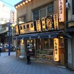 鳥良商店 - 神田西口商店街にあるよ