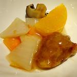 ミノコシ - 酢豚