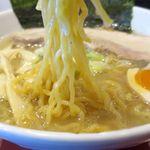 廣瀬商店 - 本家塩らーめんの麺