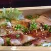 かやうさぎ - 料理写真:地鶏は焼き加減、味付けとも最高でした♪