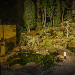 うなぎ割烹石水庭横内 -