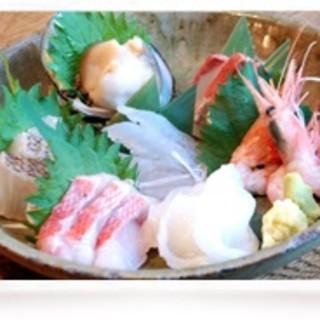 【鮮度抜群】お魚の旨味を堪能して下さい!