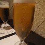6197156 - まずはビール☆