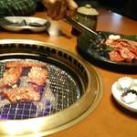 米沢亭 - [料理] 炭火焼肉 ③
