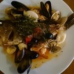 トラットリア・クラウディア - 鮮魚のカルパッチョ