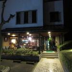 やまむろ - 本町通りに面した喫茶店