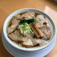 なおじ - 生姜醤油らーめん