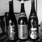 四季彩亭 千花 - ドリンク写真:青森の旨いお酒