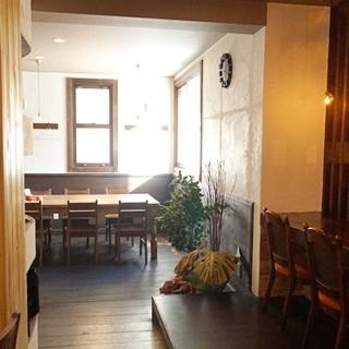 【こだわり②】隠れ家カフェ