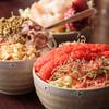 お好み焼き もんじゃ 上野 ぐりぐり - 料理写真: