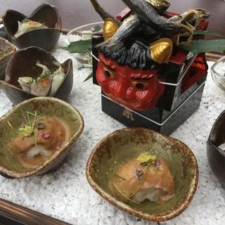 僧伽小野 一秀庵 - 料理写真: