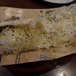 PIZZA SALVATORE CUOMO - シラスのパリパリチーズ