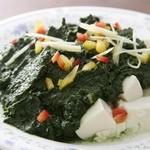 《売れ筋》 豆腐パルンゴ(ホウレン草&豆腐)